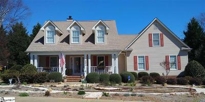 Simpsonville Single Family Home For Sale: 201 Kinard