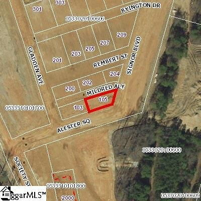 Hartness Residential Lots & Land For Sale: 105 Alester