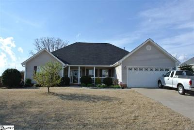 Greer Single Family Home For Sale: 46 Camrose