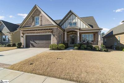 Simpsonville Single Family Home For Sale: 201 Malibu