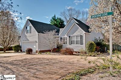 Mauldin Single Family Home Contingency Contract: 2 Knollvine