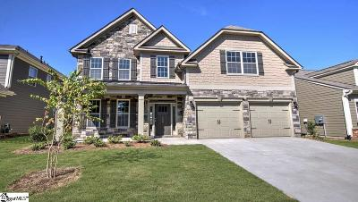 Simpsonville Single Family Home For Sale: 209 Redmont