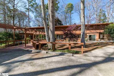 Greenville Single Family Home For Sale: 311 Meyers