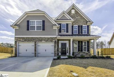 Greer Single Family Home For Sale: 430 Bucklebury