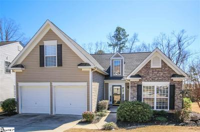 Greenville SC Single Family Home For Sale: $204,900