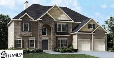 Greer Single Family Home For Sale: 605 Greywell