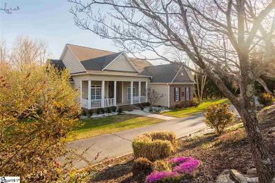 Taylors Single Family Home For Sale: 114 Wynette