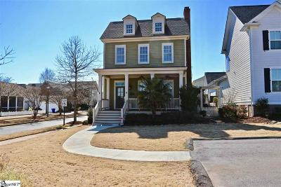 Greenville SC Single Family Home For Sale: $495,789