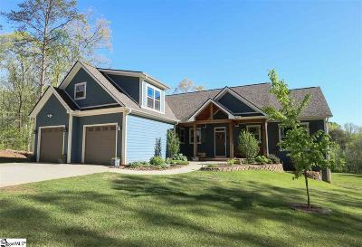 Travelers Rest Single Family Home Contingency Contract: 8506 N Tigerville