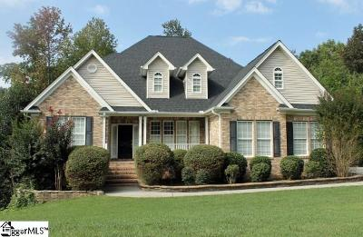 Taylors Single Family Home For Sale: 63 Devonhall