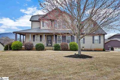 Travelers Rest Single Family Home For Sale: 601 Mojave