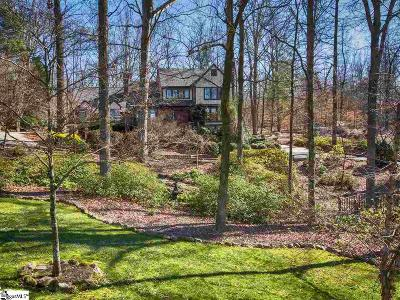 Easley Single Family Home Contingency Contract: 217 Horseshoe Bend