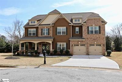 Simpsonville Single Family Home For Sale: 120 Beaumaris