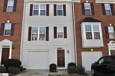 Simpsonville Condo/Townhouse For Sale