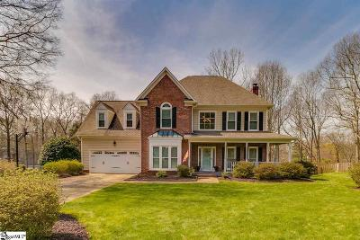 Simpsonville Single Family Home For Sale: 230 Holly Crest