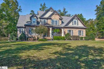 Greer Single Family Home For Sale: 1403 Beverly