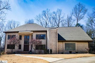 Fountain Inn Single Family Home For Sale: 25 Carolina