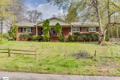 Pelzer Single Family Home Contingency Contract: 194 Old River