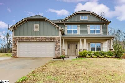 Easley Single Family Home Contingency Contract: 14 Nickel Springs