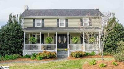 Travelers Rest Single Family Home For Sale: 33 Rabbit
