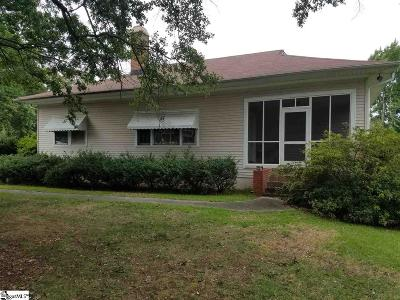 Single Family Home For Sale: 202 W Belvue