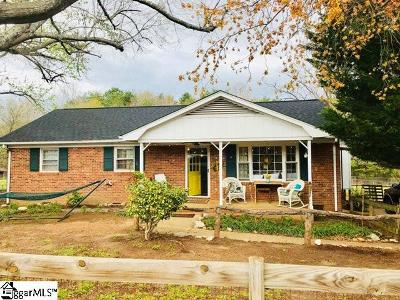 Travelers Rest Single Family Home Contingency Contract: 271 Clearview