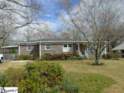 Taylors SC Single Family Home Contingency Contract: $129,900