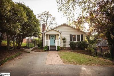 Single Family Home For Sale: 239 Batesview