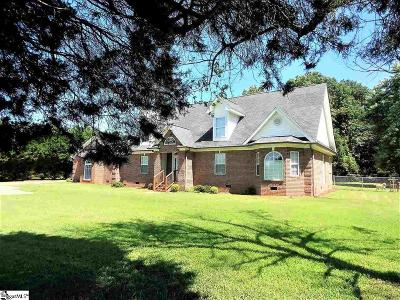 Pelzer Single Family Home Contingency Contract: 9565 Augusta