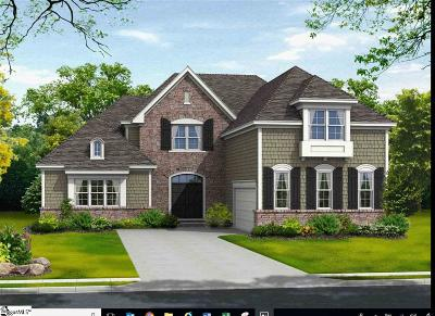 Simpsonville Single Family Home Contingency Contract: 410 Litchfield
