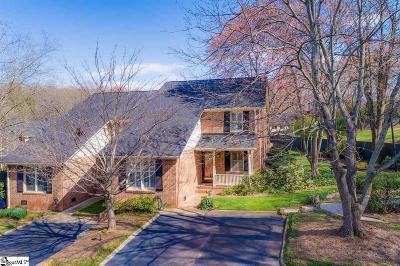 Greenville County Condo/Townhouse For Sale: 211 McDaniel Greene