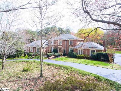 Greenville Single Family Home For Sale: 6 Wellesley