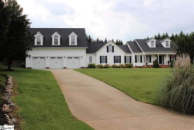 Taylors Single Family Home For Sale: 20 Andy