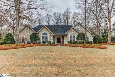 Spartanburg Single Family Home For Sale: 448 S Oakley