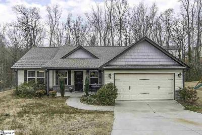 Single Family Home For Sale: 155 Autumn Hill