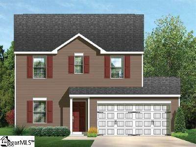 Spartanburg Single Family Home For Sale: 291 Promised Land