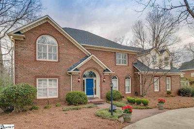 Greer Single Family Home Contingency Contract: 603 Scarborough