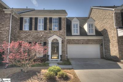 Simpsonville Condo/Townhouse Contingency Contract: 34 Everleigh