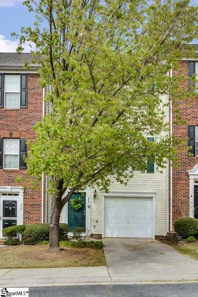 Mauldin Condo/Townhouse Contingency Contract: 455 Canewood