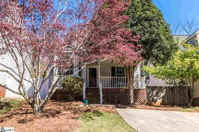 Greenville SC Single Family Home For Sale: $253,900