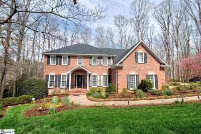 Easley Single Family Home Contingency Contract: 1012 Westbrooke