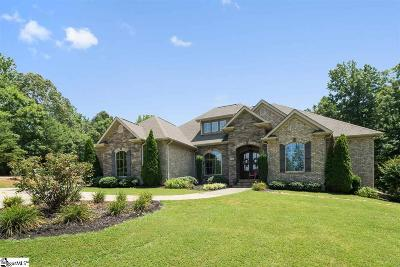 Easley Single Family Home For Sale: 1106 Stratford