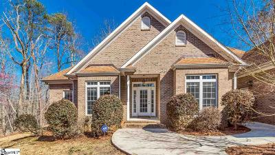 Easley Single Family Home For Sale: 344 Chinquapin