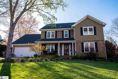 Greer Single Family Home Contingency Contract: 102 Winterwood