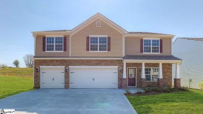 Piedmont Single Family Home For Sale: 430 Brandybuck