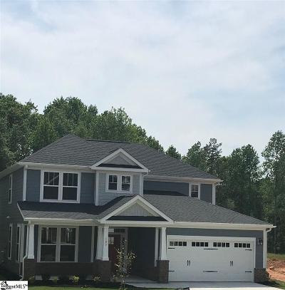 Greer Single Family Home For Sale: 103 Quail Creek