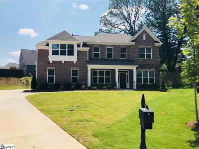 Greenville County Single Family Home For Sale: 319 Cannock