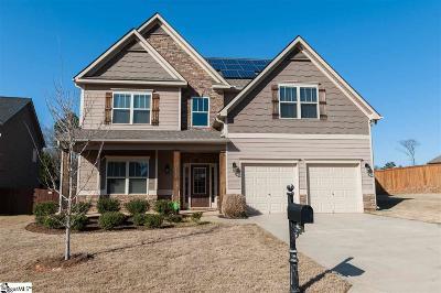 Spartanburg Single Family Home For Sale: 412 Shafer