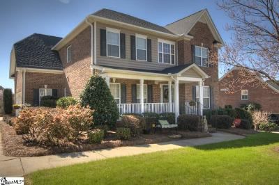 Greer Single Family Home For Sale: 119 Gladstone