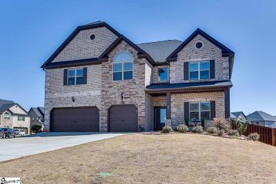 Greer Single Family Home For Sale: 301 Sunnybrook